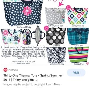thirty-one Other - Thirty One Thermal Tote